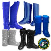 Boots for 8 Inch Figures (Male)