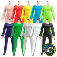Female Body Suits & Underwear for 8 inch figures