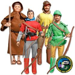Robin Hood and his Merry Men Series 1 figures