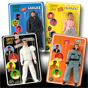 Happy Days 8 inch action figures Series 3