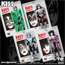 KISS Figures Series 8 Dynasty