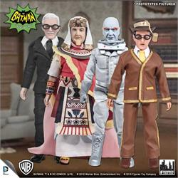 Batman Classic TV Series 8 Inch Action Figures Series 4