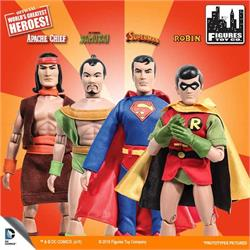 Super Friends Retro 8 Inch Action Figures Series One