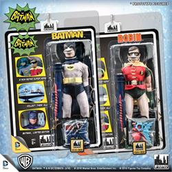 Batman Classic TV Series 8 Inch Figures Variants