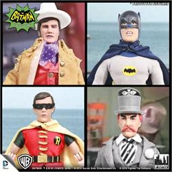 Batman Classic TV Series 8 Inch Action Figures Series 3