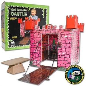 Mad Monsters 8 inch Castle Playset (2012)