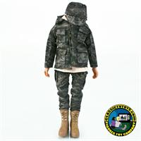 Military Clothing for 8 inch figures