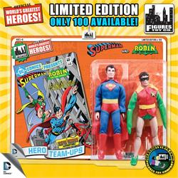 DC Comics Limited Edition 8 Inch Two-Packs