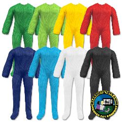 6 inch Teen Male Body Suits
