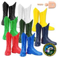 FTC Superhero Molded Boot Feet