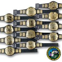 Custom Wrestling Belts for 8 inch figures
