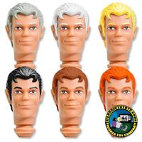 Dick 8 inch Roto Molded Heads