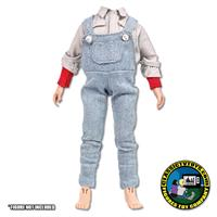 Custom Clothing for 8 inch Fat Male Figures