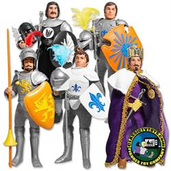 Super Knights 8 inch Action Figures