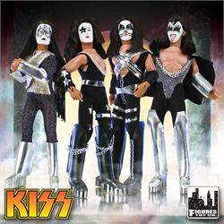 8 inch KISS Figures Series 1
