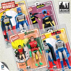 "DC Comics Retro ""First Appearances"" Series 1 Action Figures"