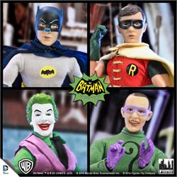 Batman Classic 1966 TV Series Action Figures Series 1