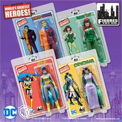 Batman Retro Action Figures Series
