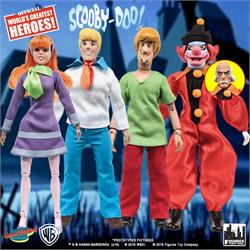 Scooby Doo Retro 8 Inch Action Figures Series