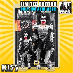 KISS Limited Edition 8 & 12 Inch Figure Two-Packs