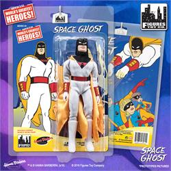 Space Ghost Retro 8 Inch Action Figures Series