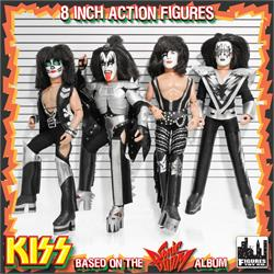 8 Inch Kiss Figures Series 3