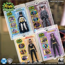 Batman Classic TV Series 8 Inch Action Figures Series 6