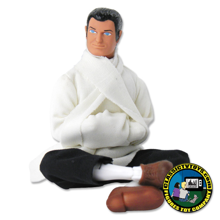 8 inch Man in Straight Jacket action figure