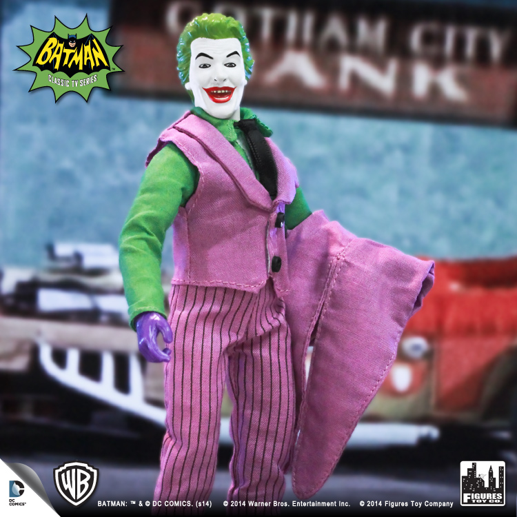 Amazon.com: Batman Classic TV Series Surfing Joker ...