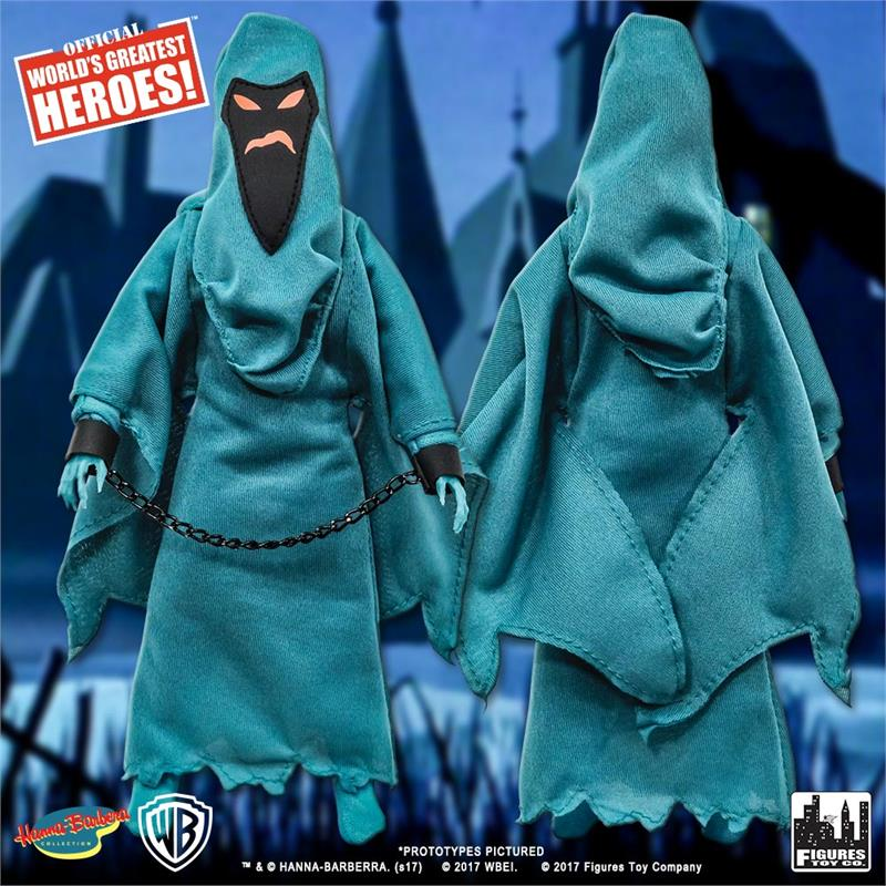 Scooby Doo Retro 8 Inch Action Figures Series Phantom Shadows Two-Pack