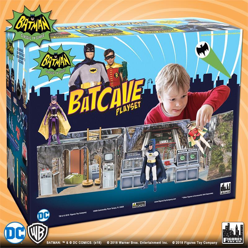 "DC Universe Batman 1966 Tv Series Batgirl Penguin 6/"" Loose Action Figure"