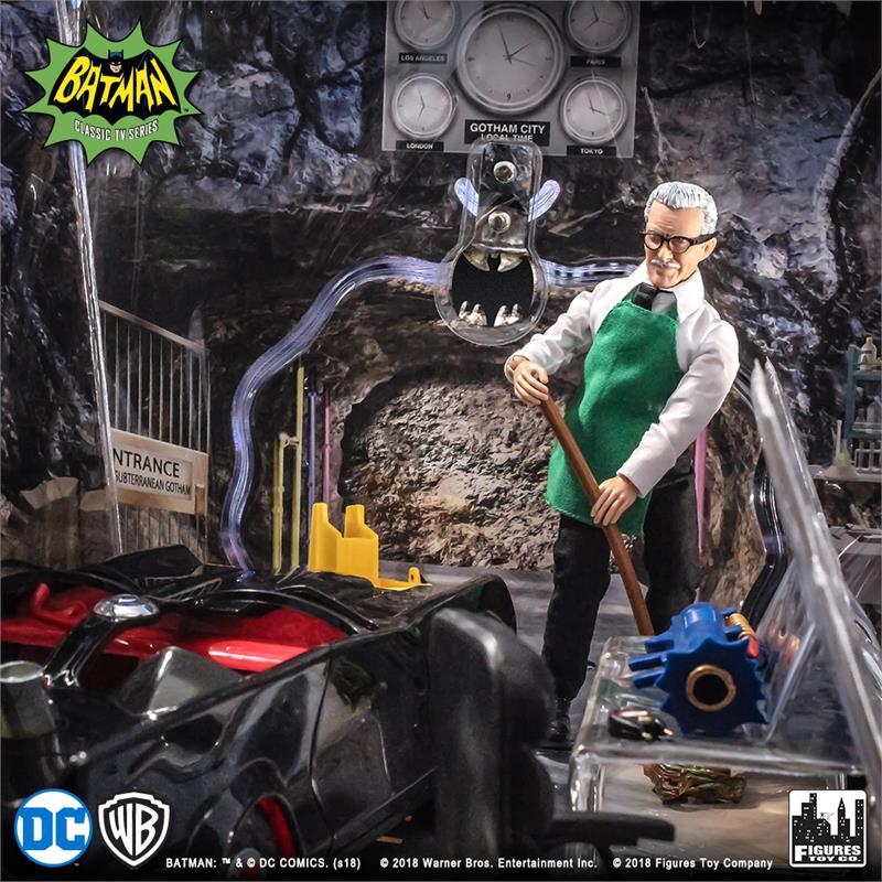 "Batman Classic TV Series Batman 6"" Loose Collector Action Figure"