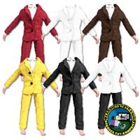 Suits for 8 inch figures