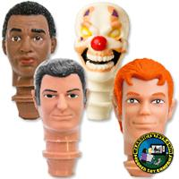 8 inch Male Roto Molded Heads