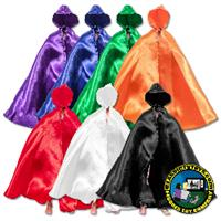Hooded Capes for 8 inch figures