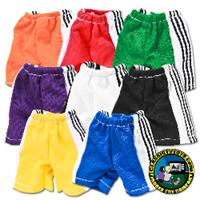 Sports Jerseys & Gym Shorts for 8 Inch figures
