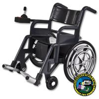 Wheelchairs for figures